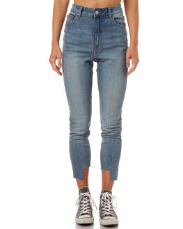 DOLLAR BLUE WOMENS CLOTHING CHEAP MONDAY JEANS - 0442580DBL