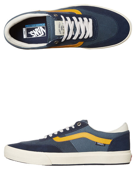 87a475839f Vans Gilbert Crockett 2 Pro Suede Shoe - Antique Navy