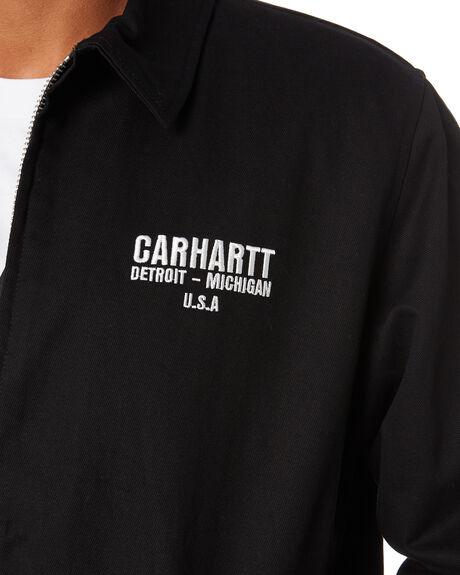 BLACK WAX MENS CLOTHING CARHARTT JACKETS - I02769689