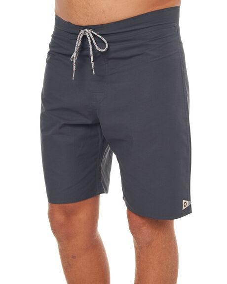 NAVY MENS CLOTHING MOLLUSK BOARDSHORTS - MS3300NVY