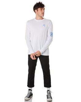 WHITE MENS CLOTHING HUFFER TEES - MLS93S26141WHT