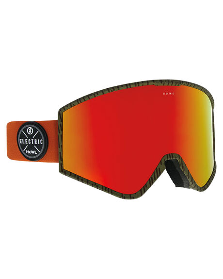 HOWL RED BOARDSPORTS SNOW ELECTRIC GOGGLES - EG2518401HOWL