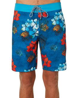 BLUE MENS CLOTHING REEF BOARDSHORTS - A3OIZBLU