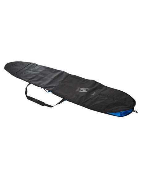 BLACK BOARDSPORTS SURF FCS BOARDCOVERS - BDY-096-LB-BLKBLK
