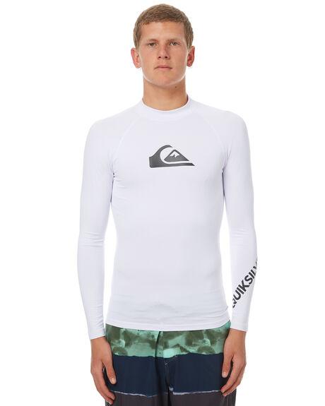WHITE BOARDSPORTS SURF QUIKSILVER MENS - UQYWR03025WBB0