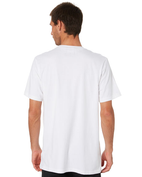 WHITE OUTLET MENS LOWER TEES - LO20Q1MTS10WHT