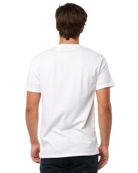 WHITE MENS CLOTHING LEVI'S TEES - 39636-0000