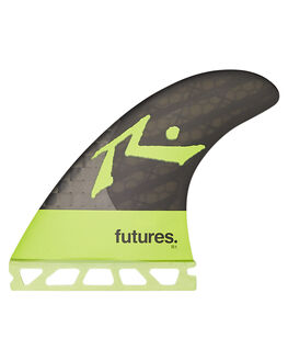 GREEN BOARDSPORTS SURF FUTURE FINS FINS - FR1-020406GRN