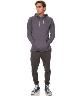 CHARCOAL MENS CLOTHING ACADEMY BRAND JUMPERS - 17W506CHAR