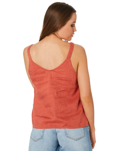 BERRY WOMENS CLOTHING RHYTHM FASHION TOPS - OCT19W-WT04BER
