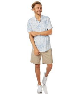 LIGHT BLUE MENS CLOTHING SWELL SHIRTS - S5173176LTBLU