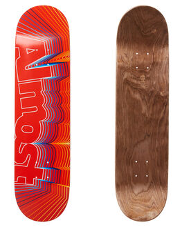 RED BOARDSPORTS SKATE ALMOST DECKS - 100231152RED