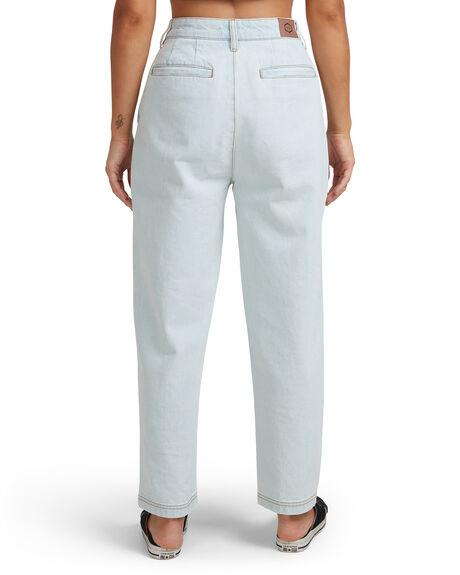 BLEACH BUM WOMENS CLOTHING RVCA JEANS - RV-R217271-765