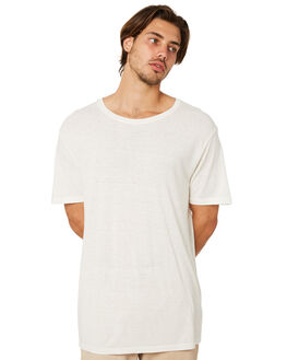 WHITE MENS CLOTHING AFENDS TEES - M183027WHT