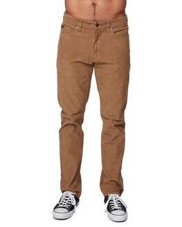 BRASS MENS CLOTHING RVCA PANTS - RV-R307283-B33