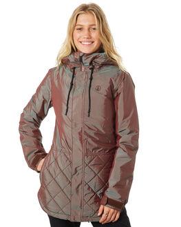 IRIDESCENT MAGENTA BOARDSPORTS SNOW VOLCOM WOMENS - H0451907IRM