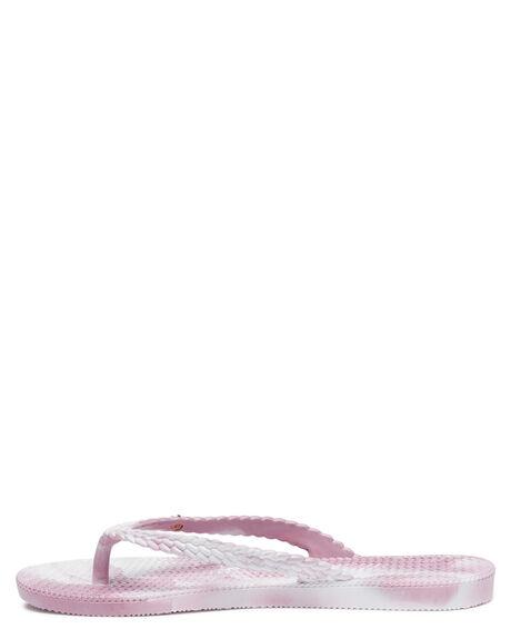 MAUVE WOMENS FOOTWEAR BILLABONG THONGS - 6671801MAUVE