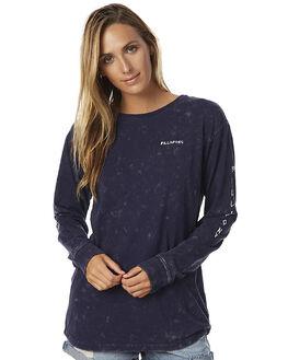 PEACOAT WOMENS CLOTHING BILLABONG TEES - 6576076PEC