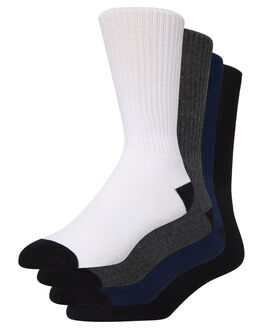 ASSORTED MENS CLOTHING SANTA CRUZ SOCKS + UNDERWEAR - SC-MZA9201ASST