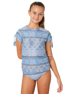 MULTI KIDS GIRLS SEAFOLLY SWIMWEAR - 27085-004MUL
