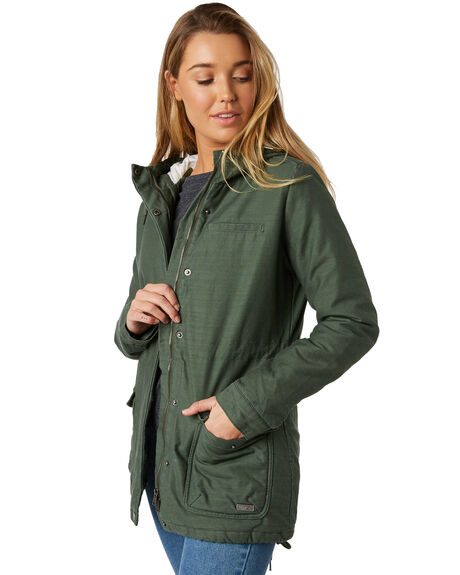 THYME WOMENS CLOTHING ROXY JACKETS - ERJJK03248CQY0