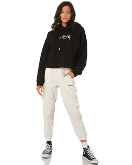 WHITE SAND WOMENS CLOTHING STUSSY PANTS - ST197615SAND