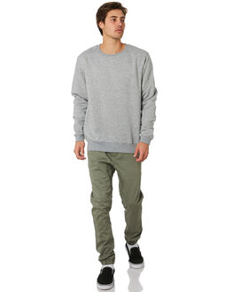 GREY MENS CLOTHING SWELL JUMPERS - S5164446GRY