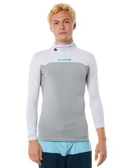WHITE SURF RASHVESTS DAKINE MENS - 10001696WHT
