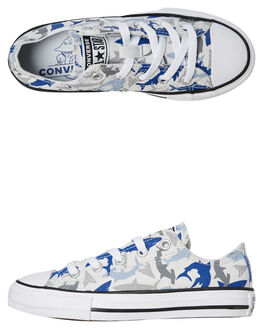 PHOTON DUST KIDS BOYS CONVERSE SNEAKERS - 666890CPDST