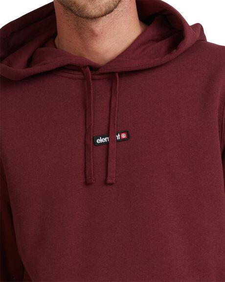 VINTAGE RED MENS CLOTHING ELEMENT JUMPERS - EL-107310-V06