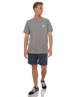 GREY NOISE MENS CLOTHING RVCA TEES - R171064GRYN