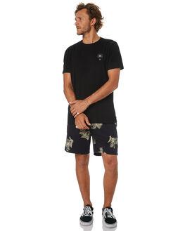BLACK MENS CLOTHING SWELL BOARDSHORTS - S5184245BLACK