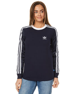 LEGEND INK WOMENS CLOTHING ADIDAS ORIGINALS TEES - BJ8378INK