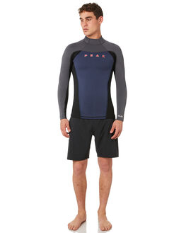 BLACK GREY BOARDSPORTS SURF PEAK MENS - PM710M0097