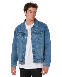 DENIM OUTLET MENS SWELL JACKETS - S5184385DENIM