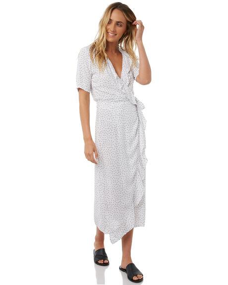 STAR PRINT WOMENS CLOTHING LILYA DRESSES - SVD24-PRLAW18STAR