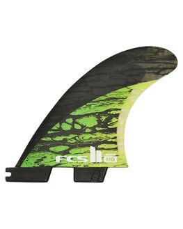 GREEN BOARDSPORTS SURF FCS FINS - FMBM-CC03-MD-FS-RGRN