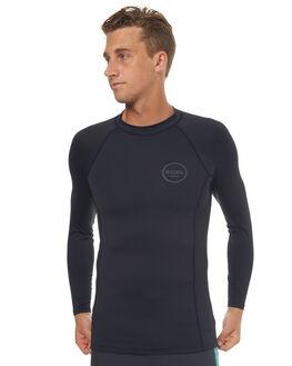 BLACK SURF RASHVESTS XCEL MENS - MLC40617BLK