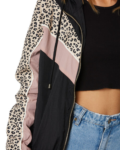 MULTI WOMENS CLOTHING ALL ABOUT EVE JACKETS - 6473065MULT