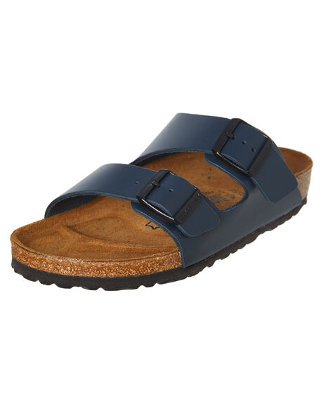 BLUE WASH WOMENS FOOTWEAR BIRKENSTOCK FASHION SANDALS - 051151BLU