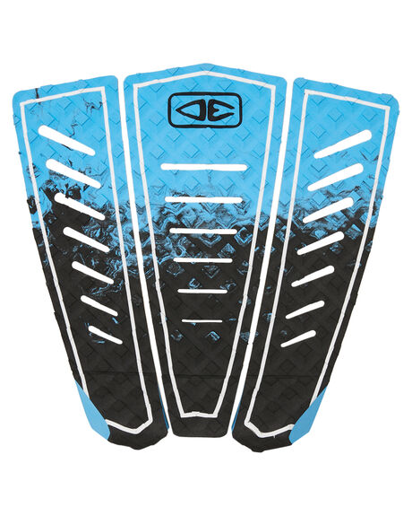 BLUE BLACK BOARDSPORTS SURF OCEAN AND EARTH TAILPADS - TP14BLUBL