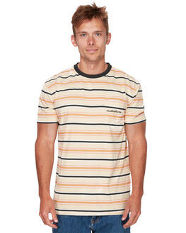 TAFFY SLIDE OUT MENS CLOTHING QUIKSILVER TEES - EQYKT03821TJW3