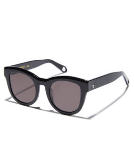 GLOSS BLACK KIDS BOYS VALLEY SUNGLASSES - S0415GBLK