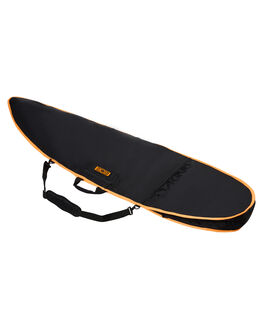 BLACK ORANGE BOARDSPORTS SURF DAKINE BOARDCOVERS - 10001780BLKOR