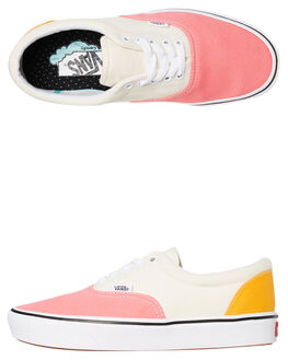 PINK WOMENS FOOTWEAR VANS SNEAKERS - SSVNA3WM9VNJW