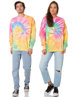 MULTI MENS CLOTHING DYED JUMPERS - DY8100RHTIDYE