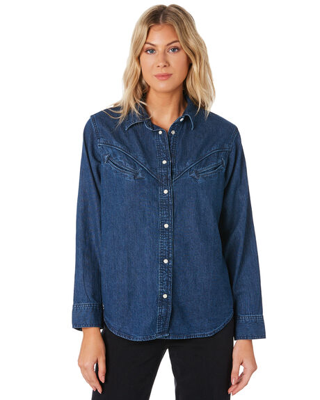 DOUBT IT WOMENS CLOTHING LEVI'S FASHION TOPS - 77678-00000000