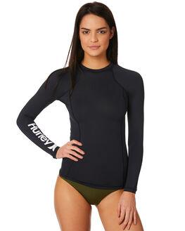 BLACK BOARDSPORTS SURF HURLEY WOMENS - AJ2649010