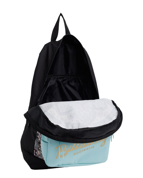 AQUA WOMENS ACCESSORIES BILLABONG BAGS + BACKPACKS - BB-6692005-A10
