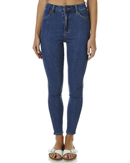 BLUE POP WOMENS CLOTHING RIDERS BY LEE JEANS - R-551020-Z53BLU